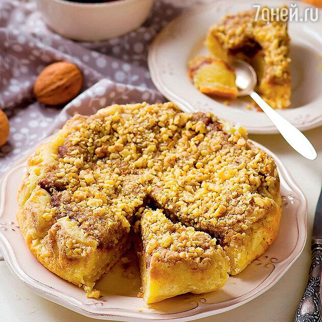 Пирог с клюквой от дарьи донцовой