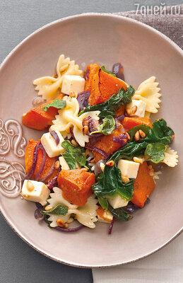 Рецепты юлии высоцкой салат с тыквой