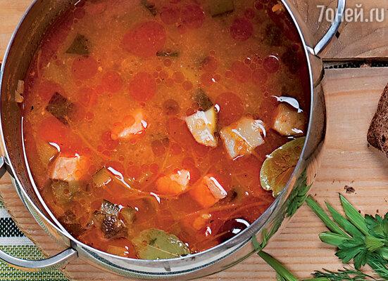 Рецепт от высоцкой солянки